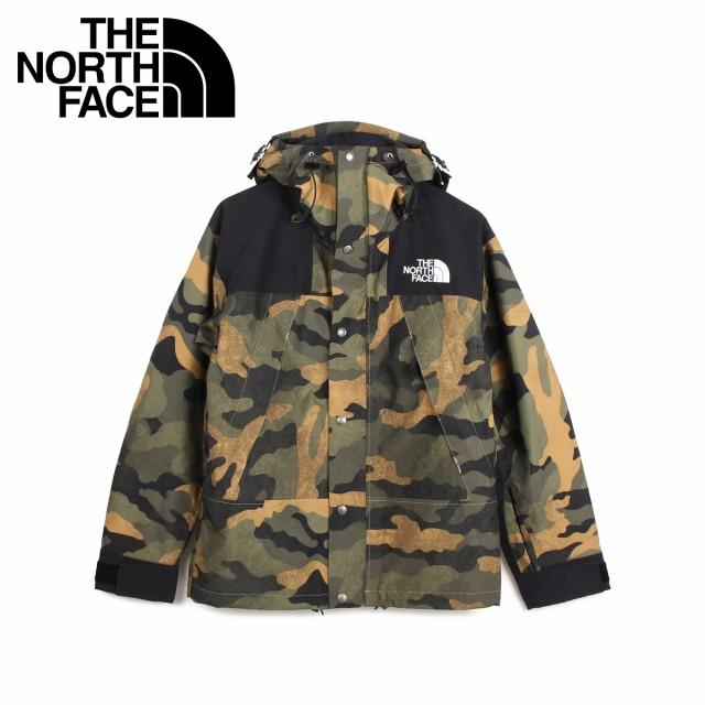2019公式店舗 ノースフェイス THE NORTH FACE ジャケット マウンテンジャケット メンズ ゴアテックス 1990 MOUNTAIN JACKET GTX 2 オリーブ カモ 迷彩, 最安価格 b46b322f