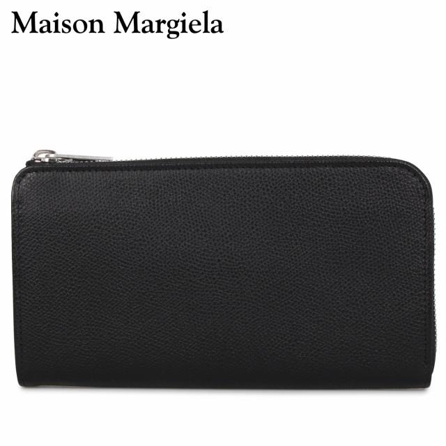 高級感 メゾンマルジェラ 黒 MAISON MARGIELA 財布 長財布 LONG メンズ レディース LONG WALLET WALLET ブラック 黒 S35UI0431-T8013 3/4 新入荷, ミラドールトモダ:4a37d947 --- buergerverein-machern-mitte.de