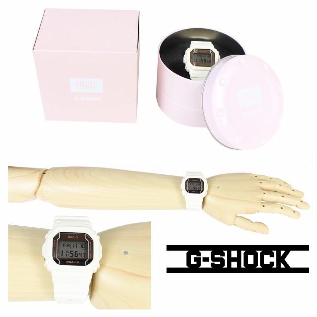 cacdf8e1db4 カシオ CASIO G-SHOCK 腕時計 ピガール DW 5600PGW 7JR PIGALLE ジーショック G-ショック