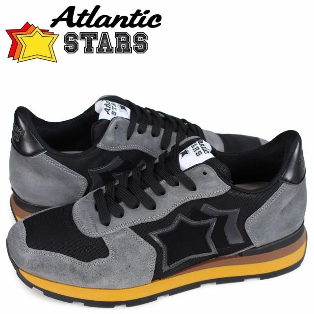 人気新品 アトランティックスターズ アンタレス STARS Atlantic STARS アンタレス スニーカー メンズ メンズ ANTARES NPN-03N ブラック, e-お布団屋:0c94556a --- buergerverein-machern-mitte.de