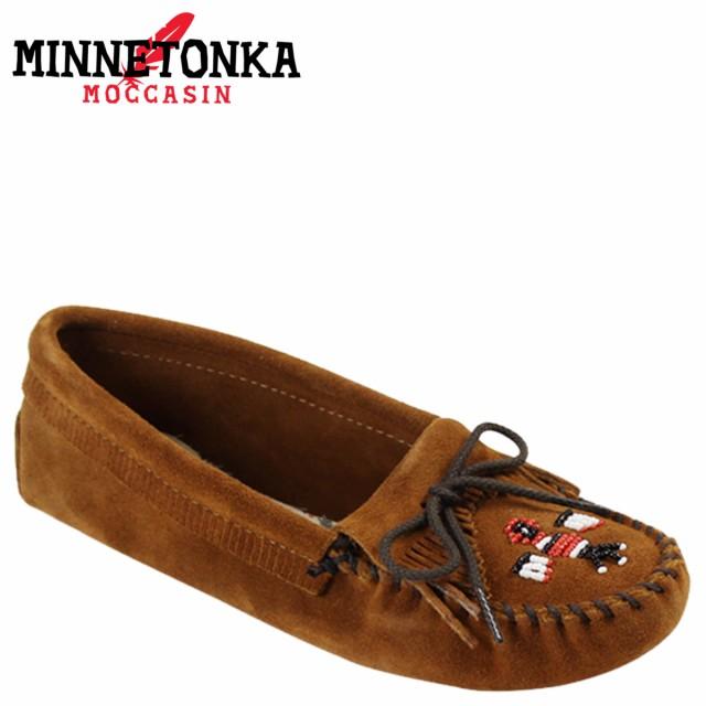 ミネトンカ MINNETONKA モカシン サンダーバード ソフトソール THUNDERBIRD SOFT SOLE レディース