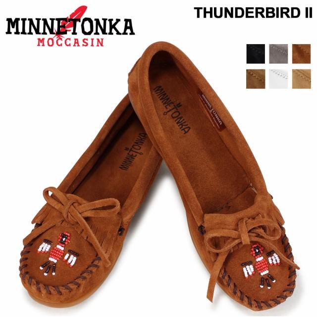ミネトンカ MINNETONKA モカシン サンダーバード 2 正規品 THUNDERBIRD II レディース