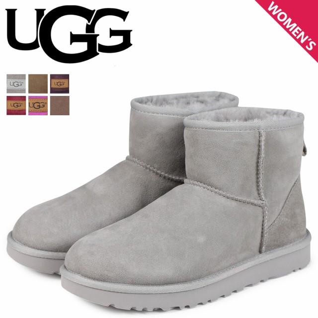 UGG アグ ムートン ブーツ クラシック ミニ 2 WOMENS CLASSIC MINI II レディース 1016222