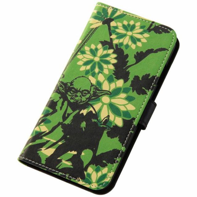 e5e2fe8ae0 iPhone 6s/6用ケース カバー スター・ウォーズ手帳型レザーケース ヨーダ ...