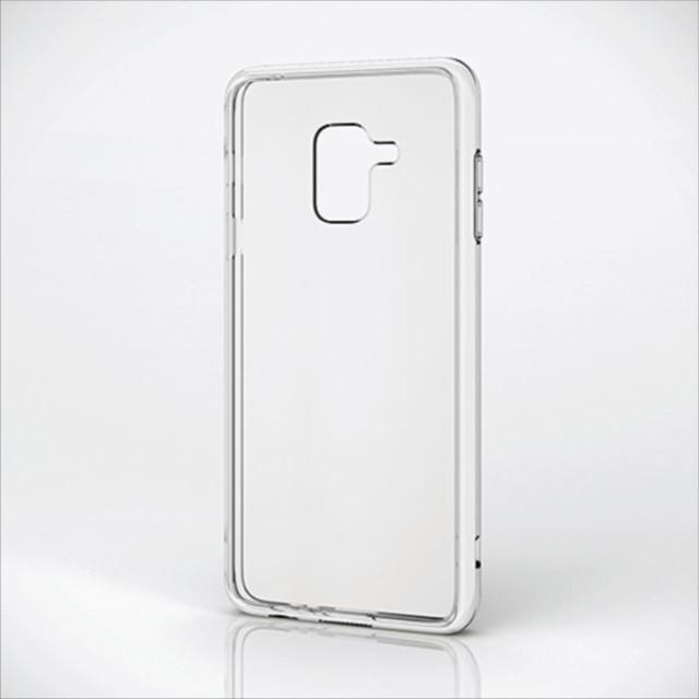 80dae4e1d5 Galaxy Feel2 SC-02L ギャラクシー フィール2 用 ハイブリッドケース 極み 端子・ボタン回り