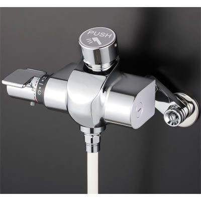 超大特価 KVK パブリック向け 自閉式サーモスタットシャワー水栓 KF3040F, ナッツ&ドライフルーツ 0e88e588