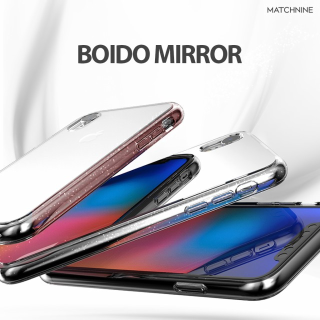 d1a80619fc iPhone XR ケース iPhone XS Max ケースMatchnine BOIDO MIRROR(マッチナイン ボイド ミラー)