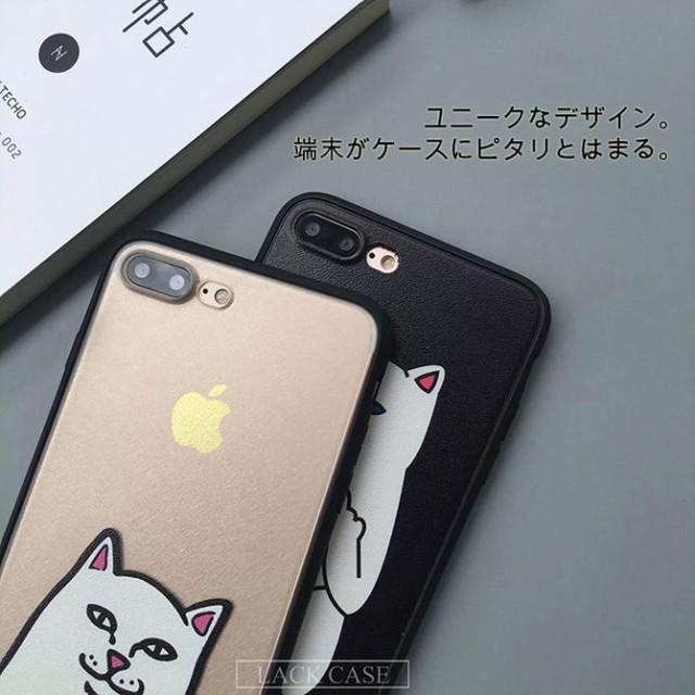 ec3a87f46d iphonex ケース iPhone8 ケース iPhone8 Plus ケース iPhone7 ケース iPhone7 Plus ケース Funny  Cat Case TPU