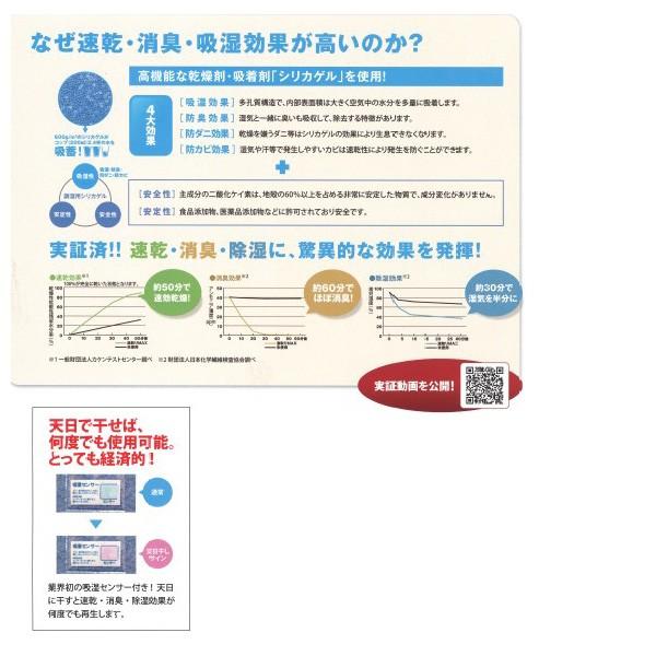 最強乾燥剤 ドライヤー REDWOLF【レッドウルフ】ウエアドライサポーター