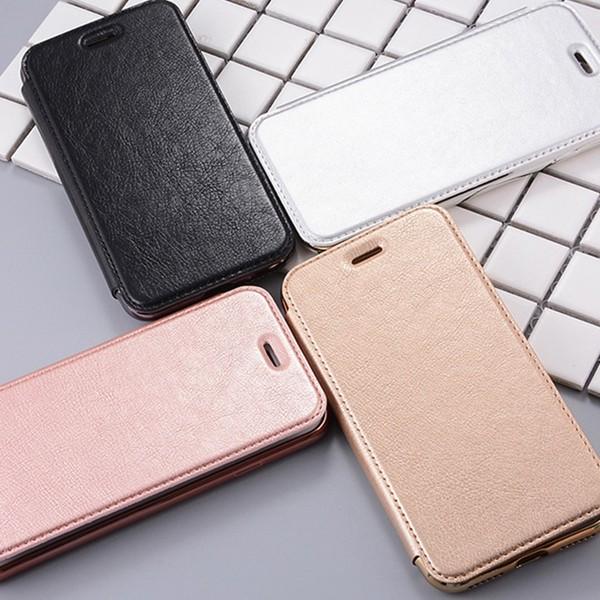 iPhone8 iPhone7 META CHROM FLIP 手帳型 TPU クリア ケース カバー スマホケース iPhone7ケース  iPhone8ケース 手帳 手帳型ケースの通販はWowma!