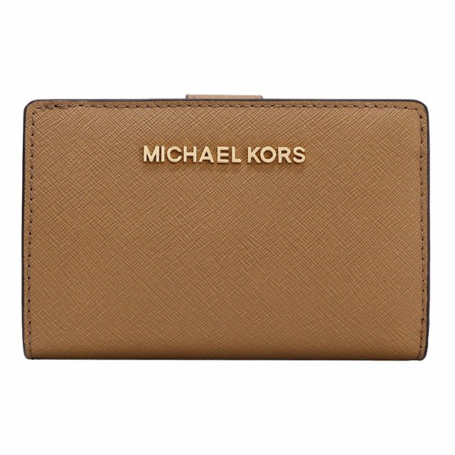 143403ada705 【ポイント2倍】マイケルコース 二つ折り財布 レディース MICHAEL KORS 35F7GTVF2L DKKHAKI アウトレット
