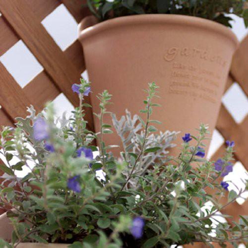 gardens(ガーデンズ) 鉢 ハンギングエコポット 210 素焼き