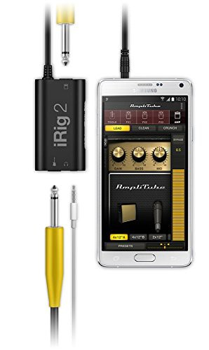 IK Multimedia iRig 2 ギター/ベース用モバイル・インターフェース【国内正規品】