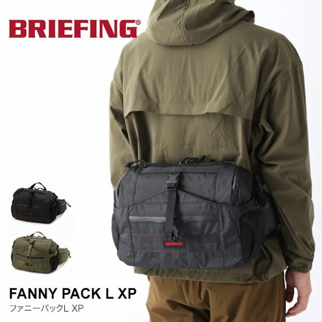【メーカー包装済】 BRIEFING ブリーフィング ファニーパックL XP, 中川区 1d43c62f