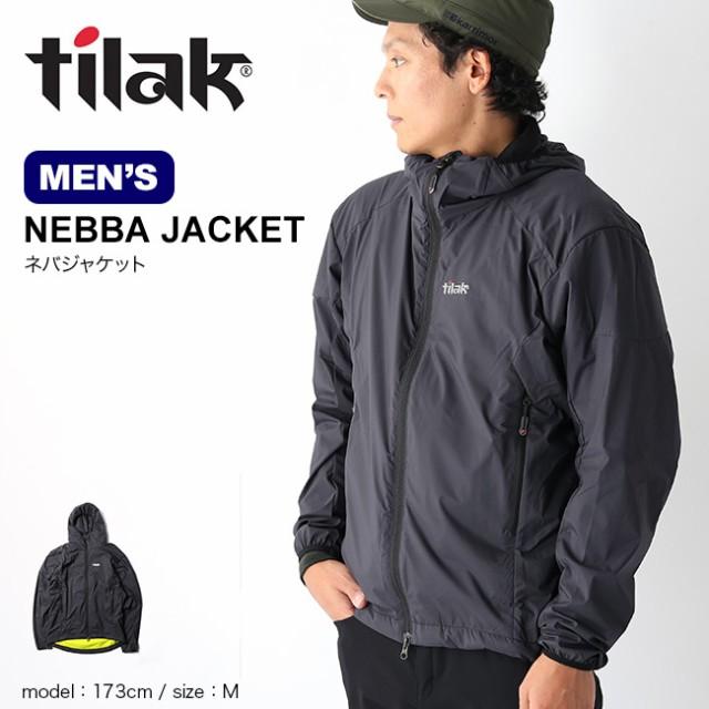 【驚きの値段】 tilak ティラック ネバジャケット, サティスファクション 14b3de75
