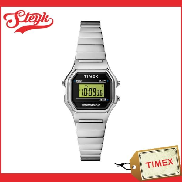 6acd832556 TIMEX タイメックス 腕時計 CLASSIC DEGITAL MINI クラシック デジタル ミニ デジタル TW2T48200 レディース