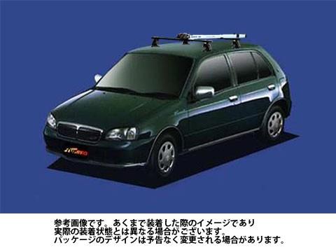 【残りわずか】 システムキャリア トヨタ TOYOTA スターレット 型式 EP91 EP95 NP90 AF0 サイクル フォークマウント 1台分 タフレック TUFREQ, 南茅部町 b13dfe30