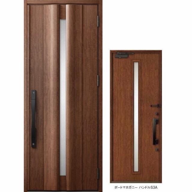【超ポイント祭?期間限定】 ジエスタ 2 GIESTA G12型 K4仕様 片開きドア W:924mm×H:2,330mm 断熱 玄関 ドア リクシル LIXIL, ウィッグと和装つけ毛のアゼリア b60f04f7