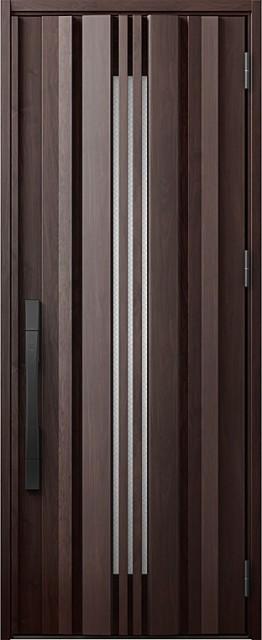 安価 玄関ドアDA防火戸 V81型 K4仕様 片開きドア 採風デザイン 特注サイズ W:924mm × H:1,813~2,330mm LIXIL リクシル TOSTEM トステム, キングダムノート debb245e