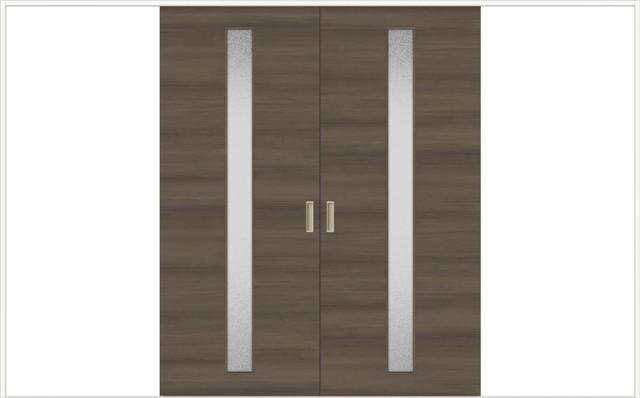 人気TOP ラシッサD ラテオ 室内引戸 Vレール方式 引分け戸 ALWH-LGA 鍵なし 3220 W:3,253mm × H:2,023mm リクシル, GNINE e469160c