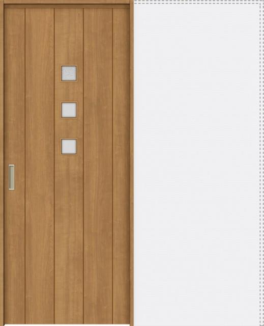 新品同様 ラシッサS 上吊引戸 引込み戸標準 ASUHK-LGE 1620J 錠付 W:1,644mm × H:2,023mm ノンケーシング / ケーシング LIXIL リクシル TOSTEM, madame bleu a80d9680