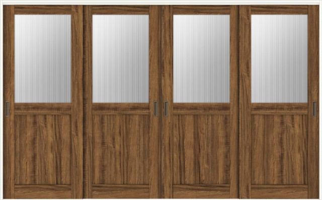 買得 ラシッサD ヴィンティア 室内引戸 間仕切り 上吊引戸 引違い戸 4枚建て AVMHF-LGH 鍵なし 3220 W:3,253mm × H:2,023mm, ヒガシムラヤマグン 47394016
