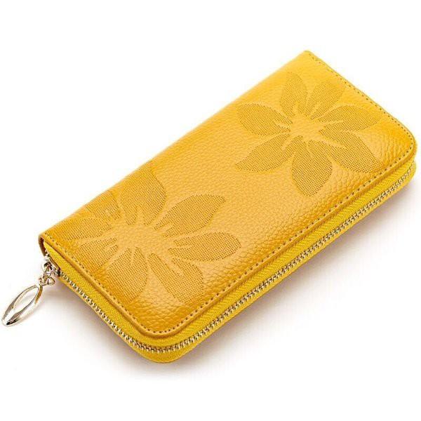 1f02a2660211 本革財布 長財布 レディース サイフ ウォレット 革 レザー マザー 母の日