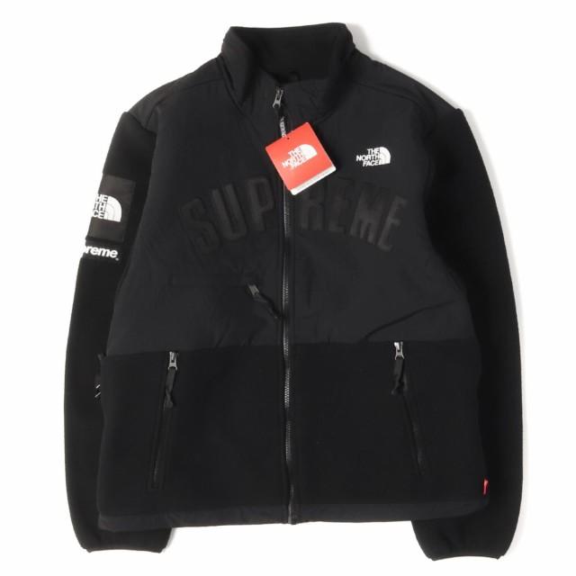 品質は非常に良い Jacket) デナリフリースジャケット(Denali M 19S/S (シュプリーム) FACE 【メンズ】【K2241】 Supreme NORTH ×THE ブラック Fleece-ジャケット・アウター