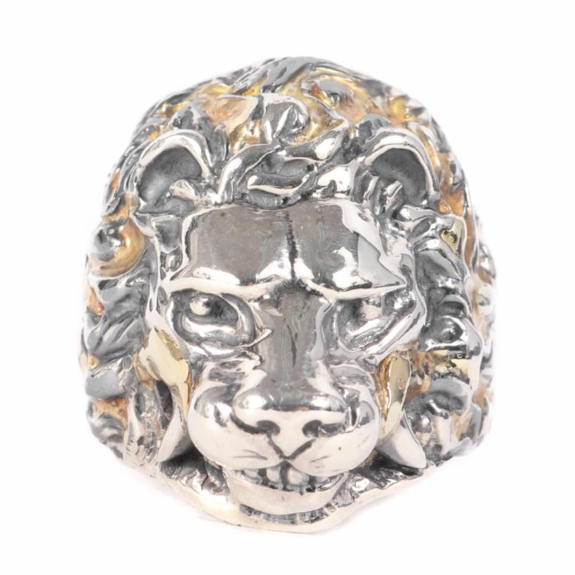 【35%OFF】 Bill Wall Leather ビルウォールレザー リング ゴールド ソルダー カスタム ライオン リング Lion Ring Custom シルバー ゴールド 20号, ワインの専門店紀伊国屋リカーズ 6558d134