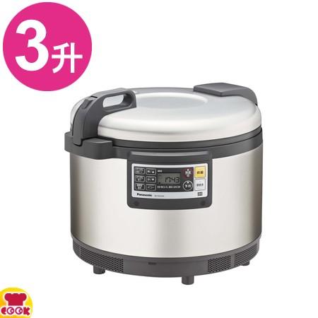 最高の品質 業務用IHジャー炊飯器3升炊き パナソニック SR-PGC54A(三相200V)(送料無料、)-キッチン家電