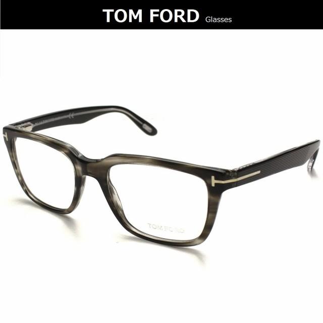 63c82a06570e7 トムフォード TOM FORD メガネ 眼鏡 スクエア TF5304 093   FT5304 093の ...