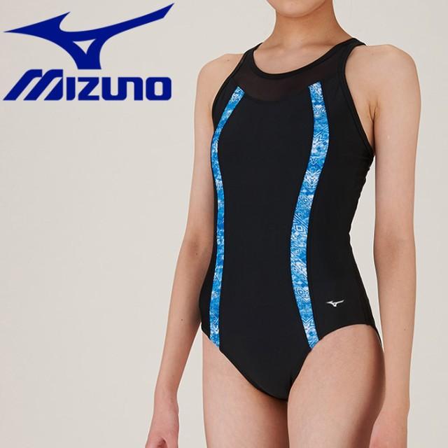 【メール便対応】ミズノ 水泳 ワンピース Yバック フィットネス 水着 レディース N2JA931292|au Wowma!(ワウマ)
