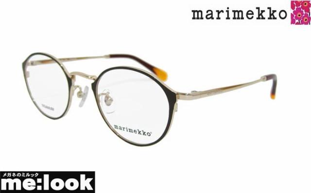 7cb73211f82fcb marimekko マリメッコ レディース 女性用 ラウンド 眼鏡 メガネ フレーム 32-0023-3 サイズ45