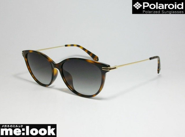 Polaroid ポラロイド 偏光サングラス PLD4085FS-086LB ブラウンデミ 軽量フレーム