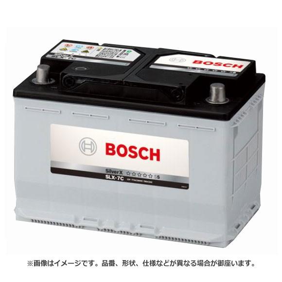 【大注目】 ボッシュ Silver X シルバー X バッテリー SLX-1A   長寿命 ハイパワー バッテリー上がり 始動不良 車 部品 消耗品, ジュエリーツツミ ec937d55