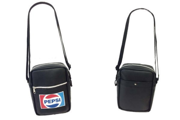 【PEPSI】【ペプシ】ミニショルダーバッグ【ヴィンテージロゴ】【コーラ】【ドリンク】【アメリカン】【バッグ】【カバン】【大容量】【