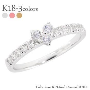 人気が高い 【送料無料 K18ゴールド】ブルームーンストーン ハートリング 18金 6月誕生石 K18ゴールド ダイヤモンド 0.20ct 6月誕生石 指輪 指輪 スリーストーン トリロジー ピン, HANEYA Design -ハネヤデザイン-:70eb314c --- chevron9.de