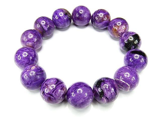 手数料安い 超大チャロアイト16mmブレスレットロイヤル紫色高級天然石石街, ブランドヒルズ:a19097f5 --- chevron9.de