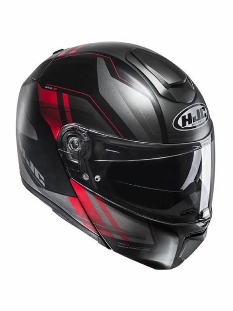 開店記念セール! HJC(エイチジェイシー) バイクヘルメット システム レッド (サイズ:L) RPHA90 TANISK(タニスク) HJH157, すみれいろネイル 451bae18