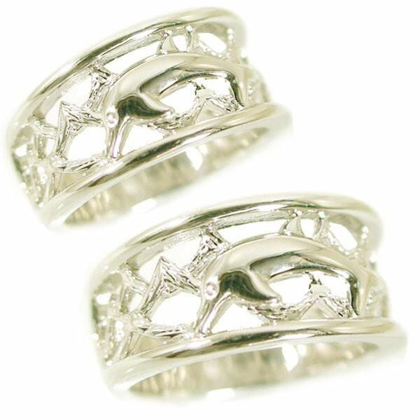 『5年保証』 ハワイアンジュエリー K18yg ペアリング 結婚指輪 結婚指輪 マリッジリング ゴールドk18 イルカ ペア2本セット イルカ K18yg 指輪 ドルフィン, グリズリー:674ca833 --- chevron9.de