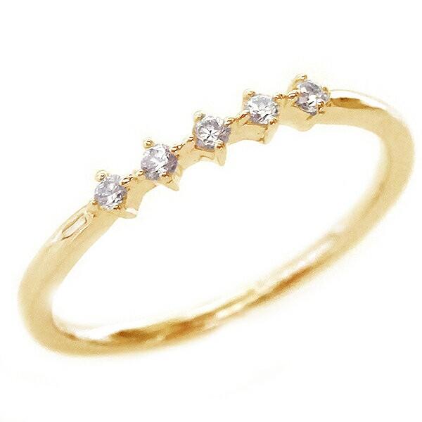 100%本物保証! ピンクゴールド ピンクゴールド K18 K18pg ダイヤモンド ダイヤモンド リング K18pg ダイヤ, 富士山と名前の詩:c6b28f48 --- chevron9.de