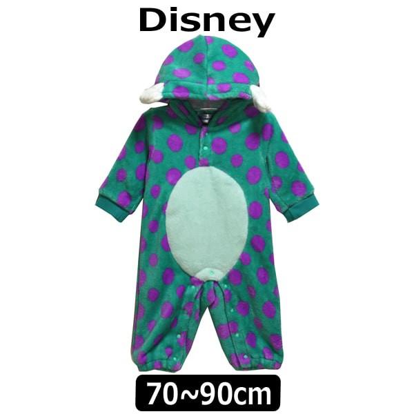 サリー ふわふわ フリース 着ぐるみ 70cm 80cm 90cm 80サリー Disney Pixar ディズニーピクサ モンスターズインク 子供服の通販はau Pay マーケット すまいるまこ店 商品ロットナンバー