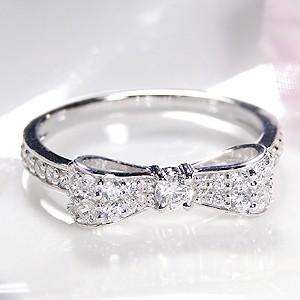 最新のデザイン ファッション・ジュエリー・アクセサリー・レディース・指輪・リング・ダイヤ・ダイヤモンド・ダイア・ダイアモンド・ホワイトゴールド・-指輪・リング
