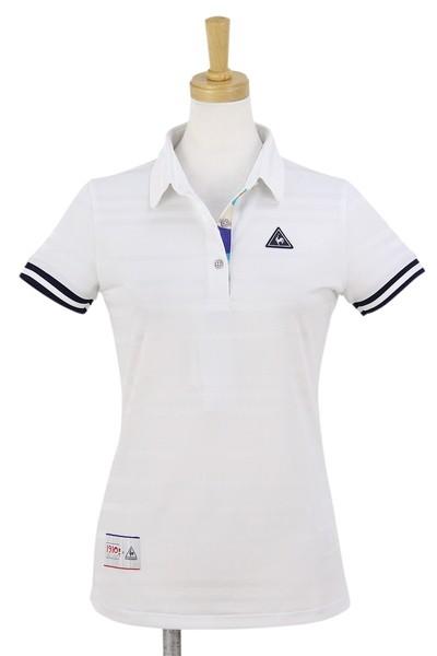 f8c75bc786dbe 【30%OFFセール】ポロシャツ レディース ルコック ゴルフ グローバルゴルフコレクション le coq sportif