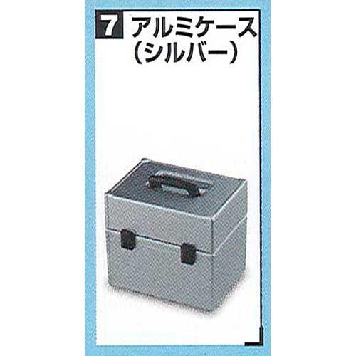 7bd1150cbb 誰得 俺得 シリーズ 折りたたみキャリアーとスーツケース 2 7:アルミケース(