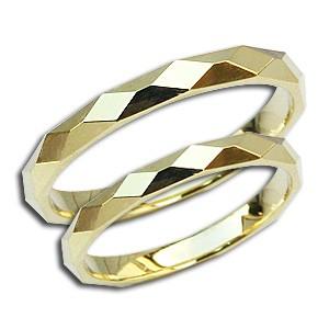 開店祝い ペアリング プレゼント マリッジリング 地金リング シンプル 結婚指輪 指輪 K18 ゴールド デザインカットリング 記念日 結婚指輪 プレゼント 記念日 指輪 おしゃれ, 北房町:fea7d71a --- kleinundhoessler.de