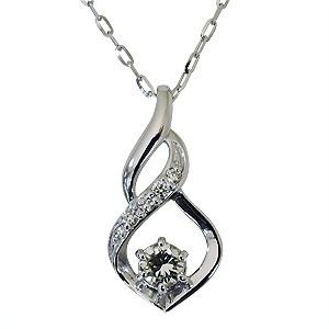 【超特価SALE開催!】 ペンダントネックレス ダイヤモンド ネックレス 0.23ct K18 K18 ネックレス ホワイトゴールド フラワー ダイヤモンド ペンダントチェーン付き 送料無料, イシカリシ:4dd233b7 --- chevron9.de