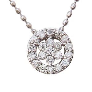 【5%OFF】 ダイヤモンドネックレス ダイヤモンド ネックレス ダイヤ K18WG 0.15ct 0.15ct サークル ホワイトゴールド ダイヤ K18WG チェーン付送料無料, LEDのマゴイチヤ:2bad425e --- chevron9.de