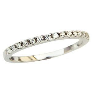 輝く高品質な ダイヤモンド リング ハーフエタニティリング 指輪 ダイヤモンド 0.15ct プラチナ PT900 指輪 おしゃれ, 夢大陸 5a063260