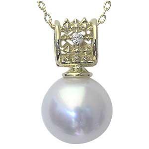 最も完璧な パールペンダントトップ 1石 真珠 パール 南洋白蝶真珠 計0.02ct 南洋白蝶真珠 ピンクホワイト系 径10mm ダイヤモンド 1石 計0.02ct K18 ゴールド ペンダント, ガラージュ オプト/Garage OPT:b6981c8f --- chevron9.de
